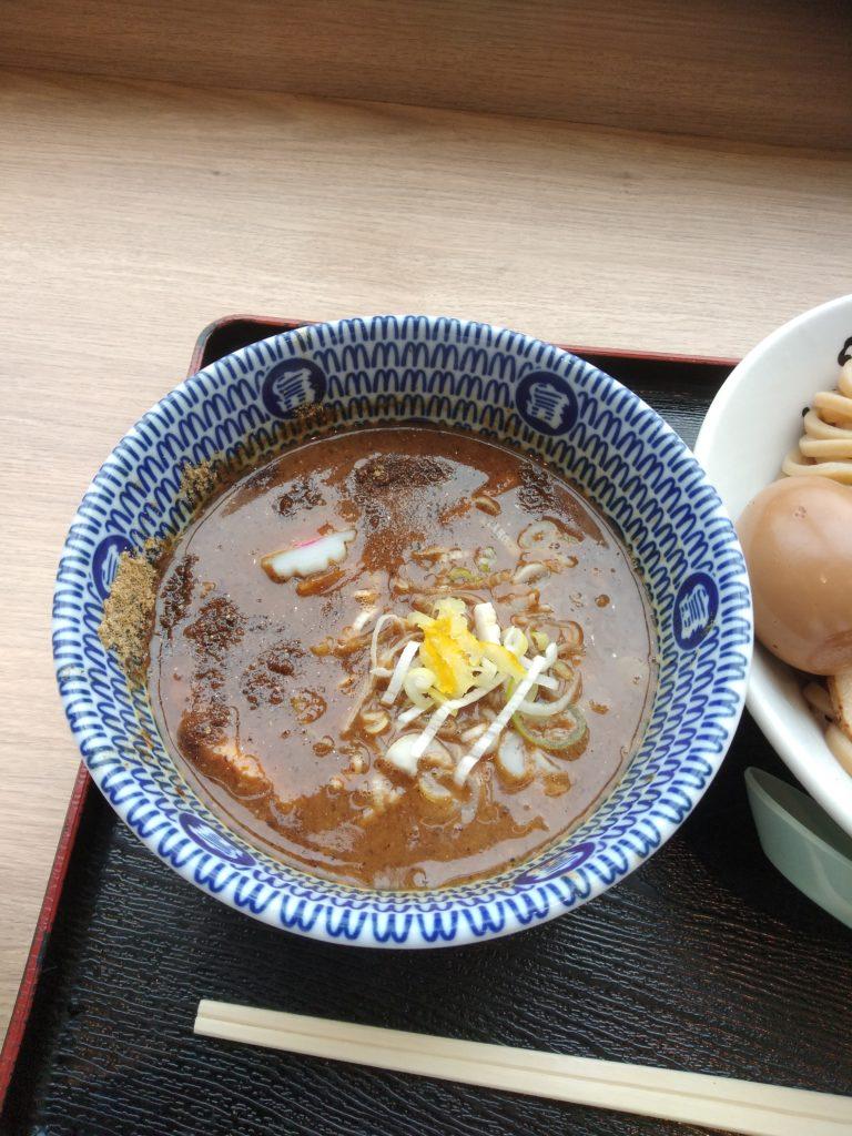 松戸富田製麺 特製つけそば