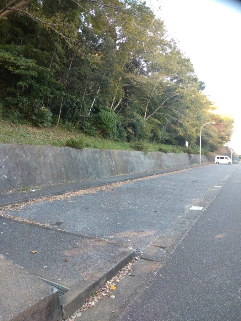 太田山公園 第2駐車場
