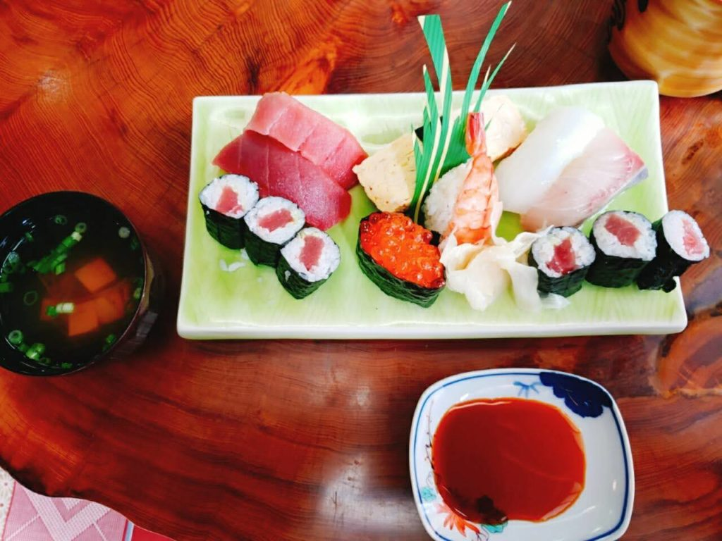 魚富 寿司
