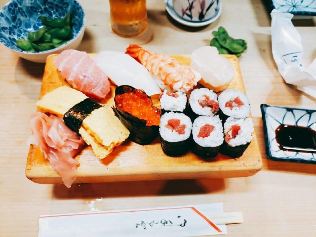 勢鮨 寿司