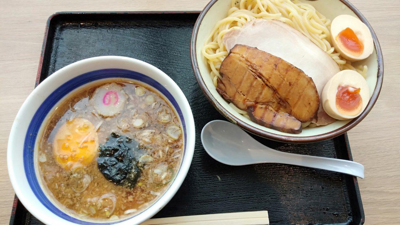松戸富田製麺 特製もりそば