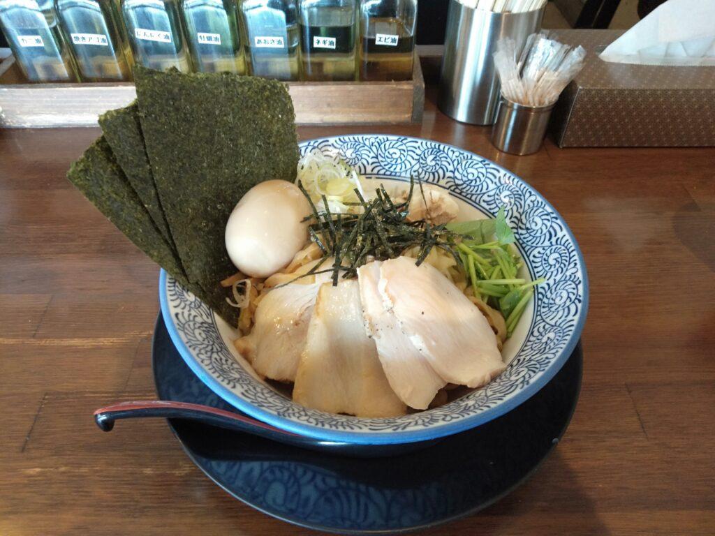 千葉房総 麺のマルタイ 特製煮干醤油のマゼソバ