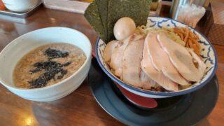 千葉房総 麺のマルタイ 背脂醤油つけめん ご馳走盛り 特盛
