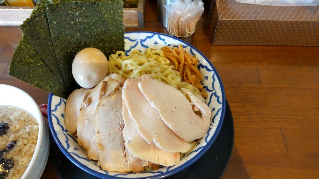 千葉房総 麺のマルタイ 背脂醤油つけめん ご馳走盛り 特盛 麺