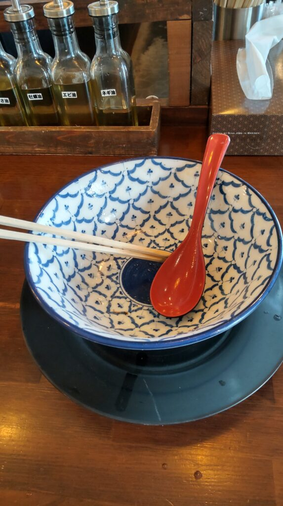 千葉房総 麺のマルタイ 比内地鶏の煮干らぁめん ご馳走盛り 大盛り
