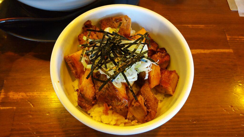 千葉房総 麺のマルタイ 豚チャーシューごはん